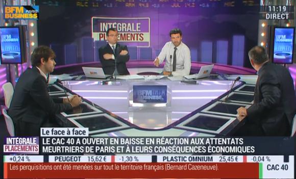 BFM Business – Aurait-on pu éviter les attaques à Paris ?