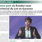 Rendez-vous territorial du Lot-et-Garonne