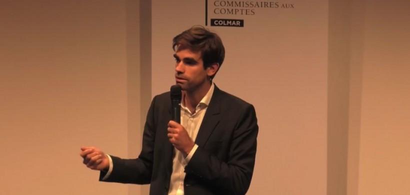 Université d'été 2016 de la CRCC de Colmar : L'entreprise de demain