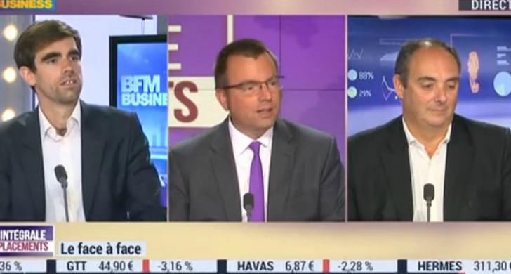 BFM Business – «Rien n'a changé en Chine depuis trois semaines» – Olivier Delamarche vs. Pierre Sabatier