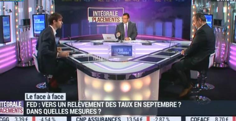 BFM Business – «La politique à taux zéro est mauvaise mais on va le faire pour essayer de soutenir les marchés» – Olivier Delamarche vs. Pierre Sabatier