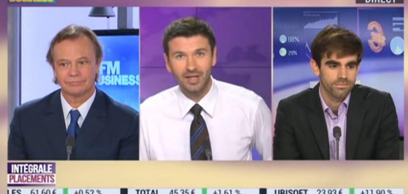 BFM Business – Le marché est-il à la fin du cycle sur les bénéfices ?