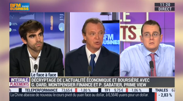 BFM Business – Chine : Pierre Sabatier vs Guillaume Dard